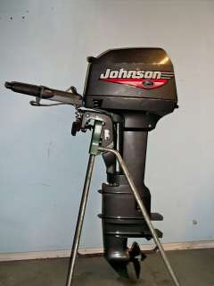 ... 1999 Johnson 8 HP Outboard Boat Motor Engine XL Shaft Sailboat Engine ...
