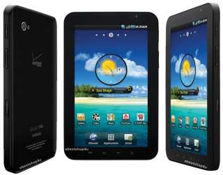 Samsung GALAXY SCH I800 7 Android 2.2 Tablet 1GHz 2GB WIFI 3G 1.3MP