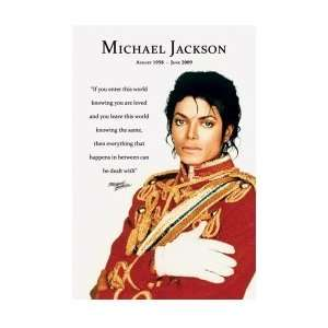 Music   Pop Posters Michael Jackson   Loved Poster   91