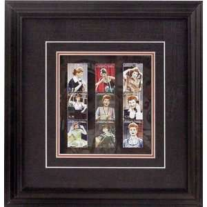 I Love Lucy Stamp Collection