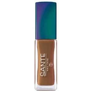 Sante Nail Polish Metallic Gold 08 Beauty