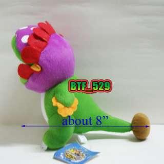 New Super Mario Brothers Plush Figure ( Dino Piranha )