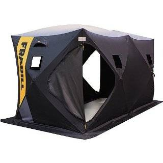 Man Back to Back Ice Fishing Shelter House   8235 Sports & Outdoors