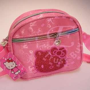 HelloKitty Shoulder Bag HandBag pink satchel Messenger Bag girl lovers