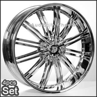 Infiniti, GMC, Cadillac, Nissan, Titan, Lincoln 4pcs 26x10 (5,6Lug