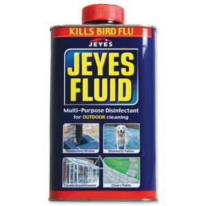 Jeyes Fluid Disinfectant Deodoriser Cleaner 1 Litre