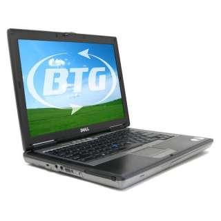 Dell Latitude D630 Laptop Computer Pc Core 2 Duo 2GHz 2GB Ram 80GB Dvd