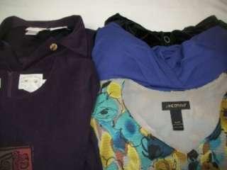 LOT of 4 Plus Size Womens Stylish Dresses SZ 3X 22/24 Lane Bryant and