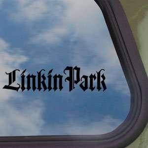 Linkin Park Black Decal Rock Band Car Truck Window Sticker