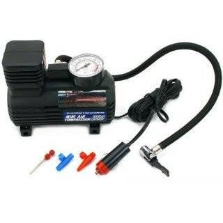 250 PSI 12V Mini Air Compressor 12 Volt Emergency Car and
