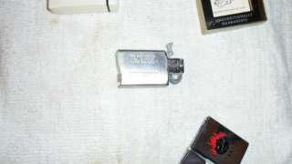 VINTAGE ZIPPO SLIM LIGHTER NEAR MINT IN BOX PAT.2517191 GREAT LAKES