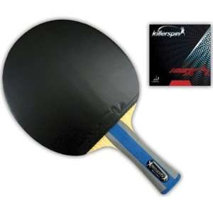 Killerspin Table Tennis Racket RTG Series Diamond TX