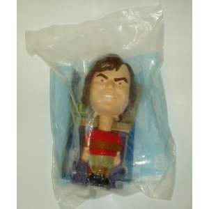 Burger King Kids Meal Roll & Bobble Gullivers Travels Figurine Toy