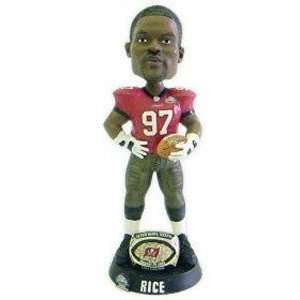 Simeon Rice Super Bowl 37 Ring Forever Collectibles