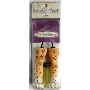 Smelly Feet Air Freshener   Leopard Legs   Beach Breeze