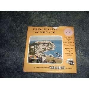 Principality of Monaco View Master Reels C115: SAWYERS