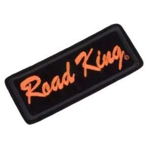 Emblem Patch   Road King   Harley Davidson Automotive