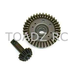 Traxxas Ring Gear Differential/Pinion Gear, Differential