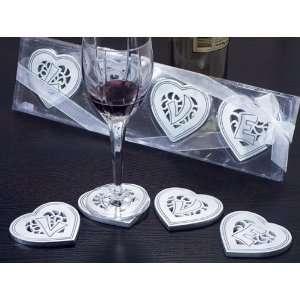 Baby Keepsake The Love within My Heart Heart Shaped Coasters (Set of