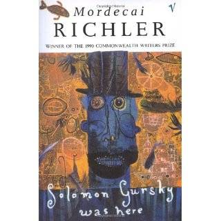 Barneys Version (9780099939207): Mordecai Richler: Books