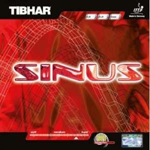 TIBHAR Sinus Table Tennis Rubber