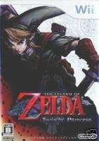 Legend Of ZELDA Twilight Princess Nintendo Wii Japan