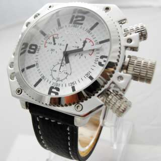 contact us russian style military quartz sports mens watch new