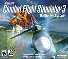 Combat Flight Simulator 3 New Sim PC Game World War II Dog Fight Sim