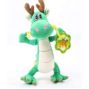 the dragon mascot plush toys dragon doll gifts 25 25cm Toys & Games