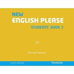 English Please Audio 2 (9781408272053) Richard Harrison Books