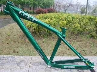 GT Ruckus Trail MTB Alloy Hardtail Frame 16 Green