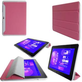 Cover Case Samsung Galaxy Tab 10.1 P7510 Black Gray Pink Blue