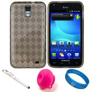 Smoke Argyle Premium Protective Silicone Skin Cover for