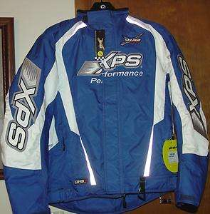 SKI DOO XPS WINTER SNOWMOBILE JACKET NEW WITH TAGS MEDIUM