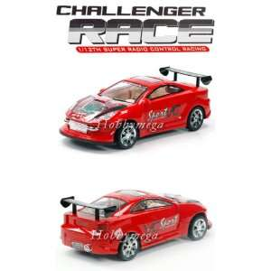 1/12 Super Radio Control Challenger Racing Car Toys & Games