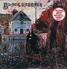 black sabbath vinyl