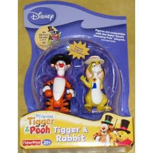My Friends Tigger & Pooh Tigger & Rabbit Toys & Games