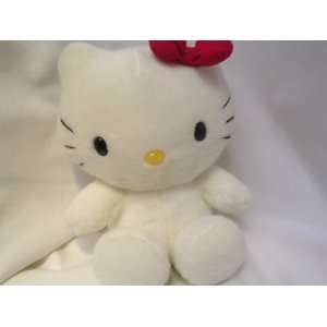 Hello Kitty Plush Toy Seated 10 Collectible Everything