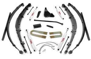 """Ford F250 F350 Super Duty 8"""" Suspension Lift Kit 99 04"""