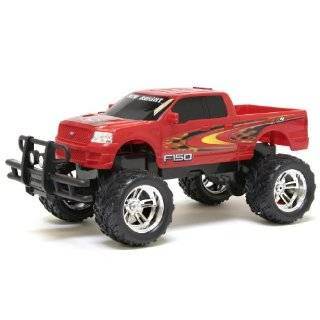 Rc Ford F350 Concept Monster Truck Eztec R C Rtr Ready To