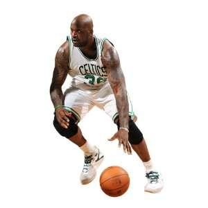 Shaquille ONeal Boston Celtics NBA Fathead REAL.BIG Wall