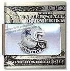Dallas COWBOYS MONEY CLIP   Helmet NFL LICENSED GIFT *