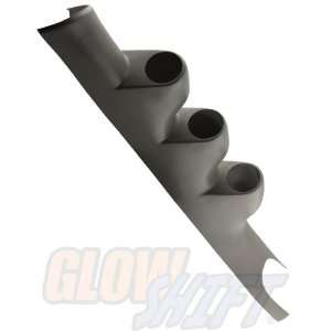 GlowShift 03 08 Dodge Ram Cummins Full Size Dual Pillar Pod   Taupe