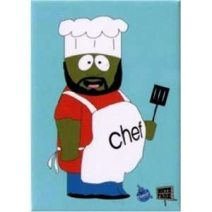 South Park Chef Magnet HM24