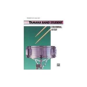 Alfred Publishing 00 5230 Yamaha Band Student, Book 3