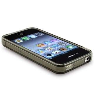 7x Anti Slip Rubber Gel Case for iPhone 4G 4th Gen