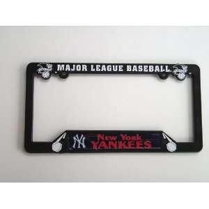 NEW YORK YANKEES LICENSE PLATE FRAME