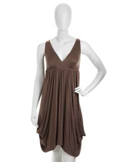 Marc New York by Andrew Marc Drape Front Dress