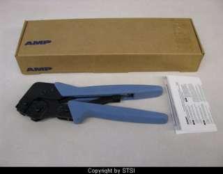 Tyco/Amp Pro Crimper II Hand Tool+Die Set 90574 1 ~STSI