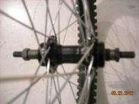 20 INNOVA REAR MONGOOSE TIRE/RIM BMX BICYCLE BIKE PARTS B301
